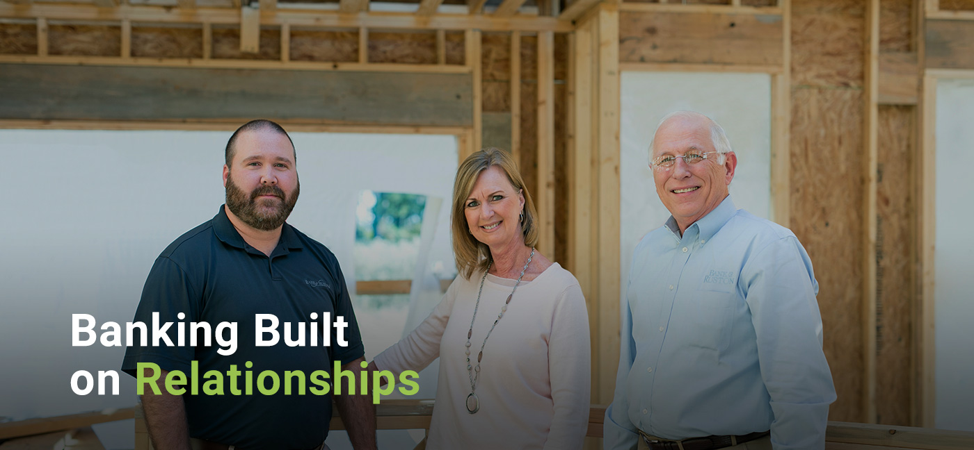 Built on Relationships Image