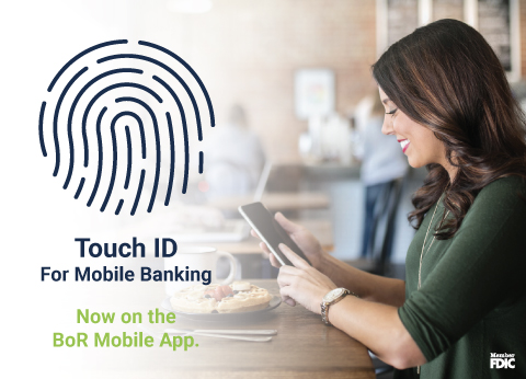 Touch ID Mobile Image