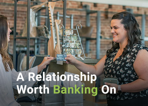 A Relationship Worth Banking On Image